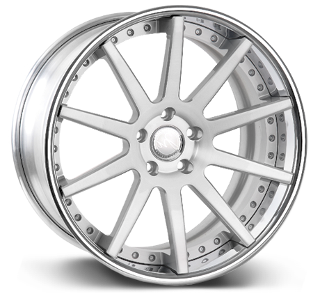 Modulare C15-DC forged wheels