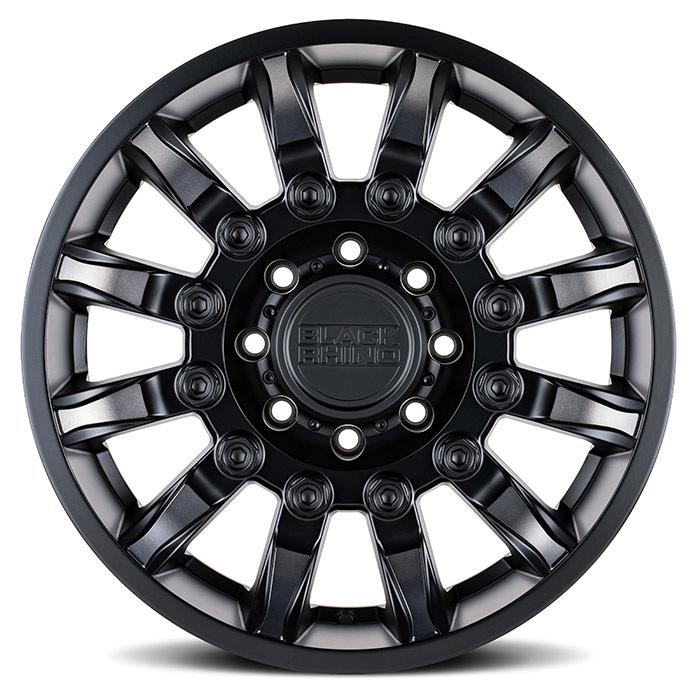 Black Rhino Mission light alloy wheels