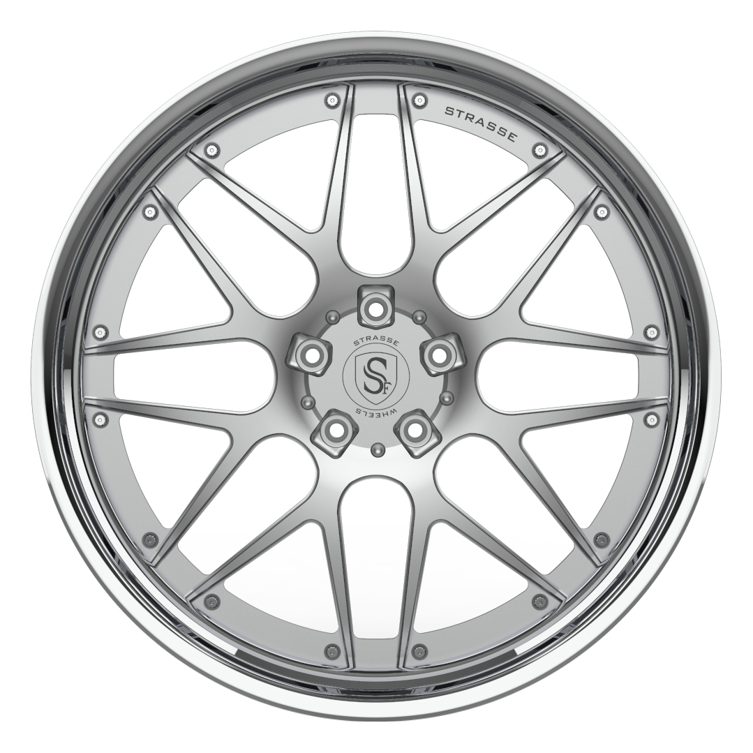 Strasse R10 PERFORMANCE 3 Piece Forged Wheels