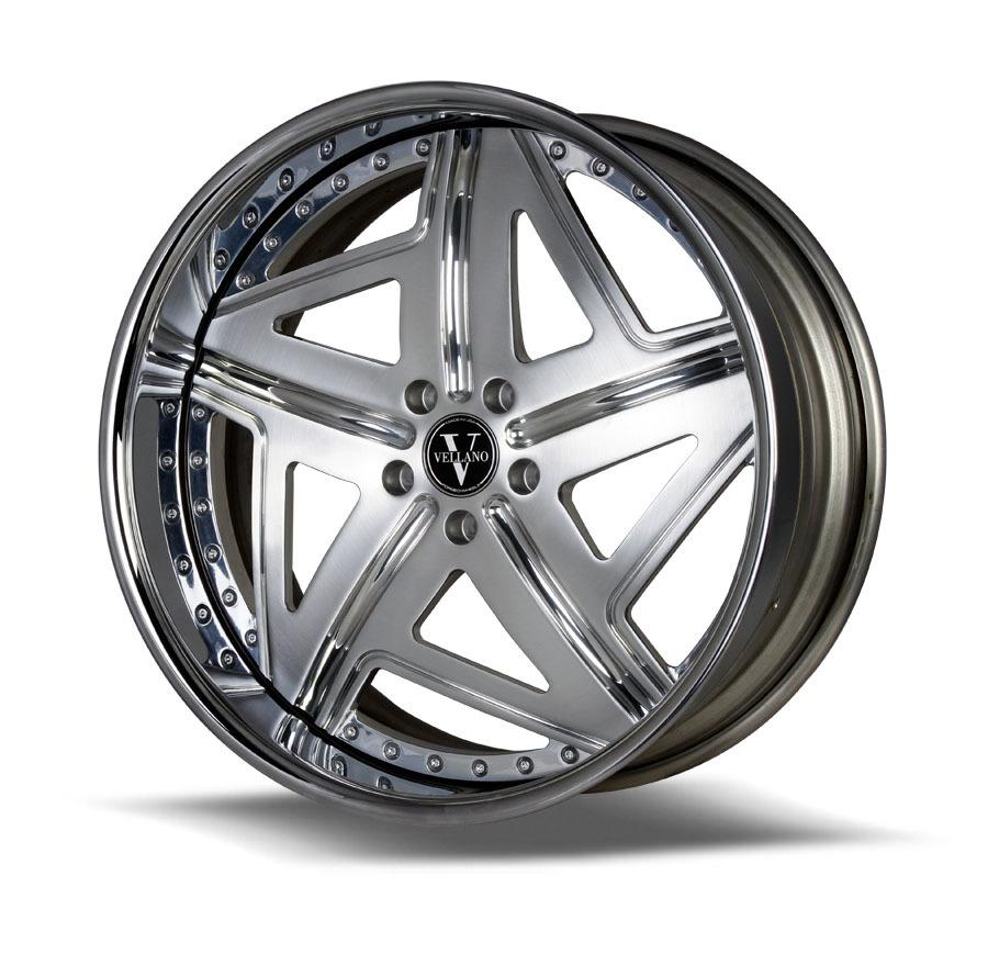 Vellano VFZ forged wheels