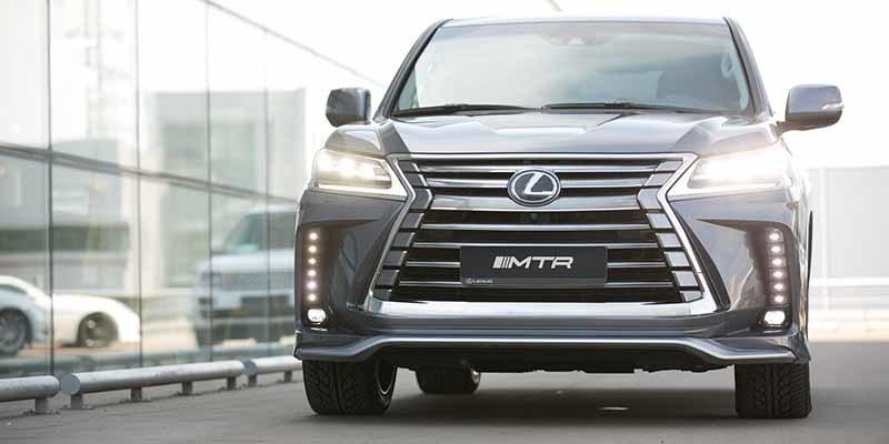 Buy body kit MTR on Lexus LX 570 / 450d