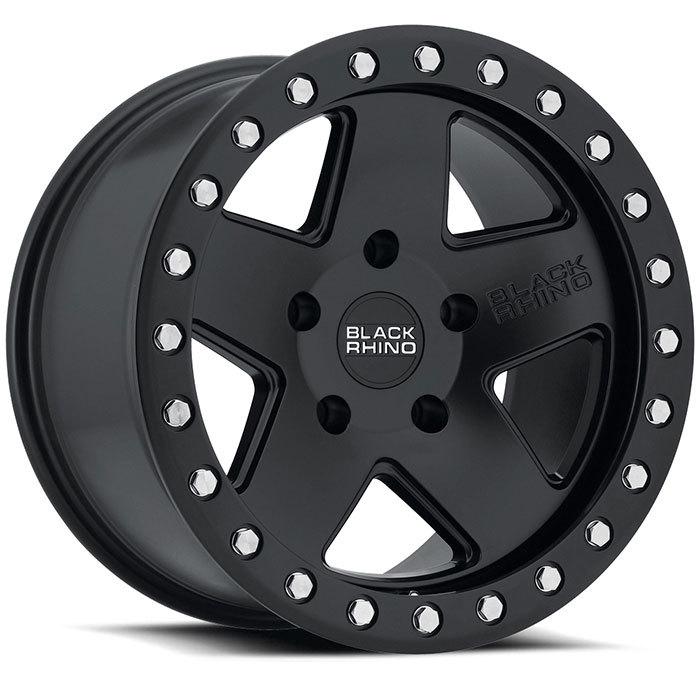 Black Rhino Crawler  light alloy wheels