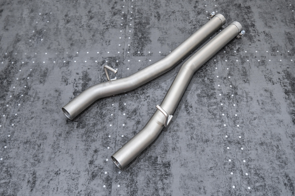 TNEER Exhaust Systems for MASERATI Levante