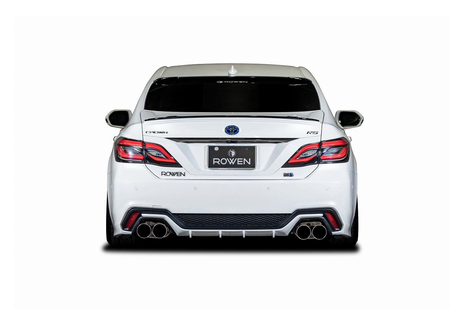 Rowen body kit for Toyota 220 CROWN RS latest model
