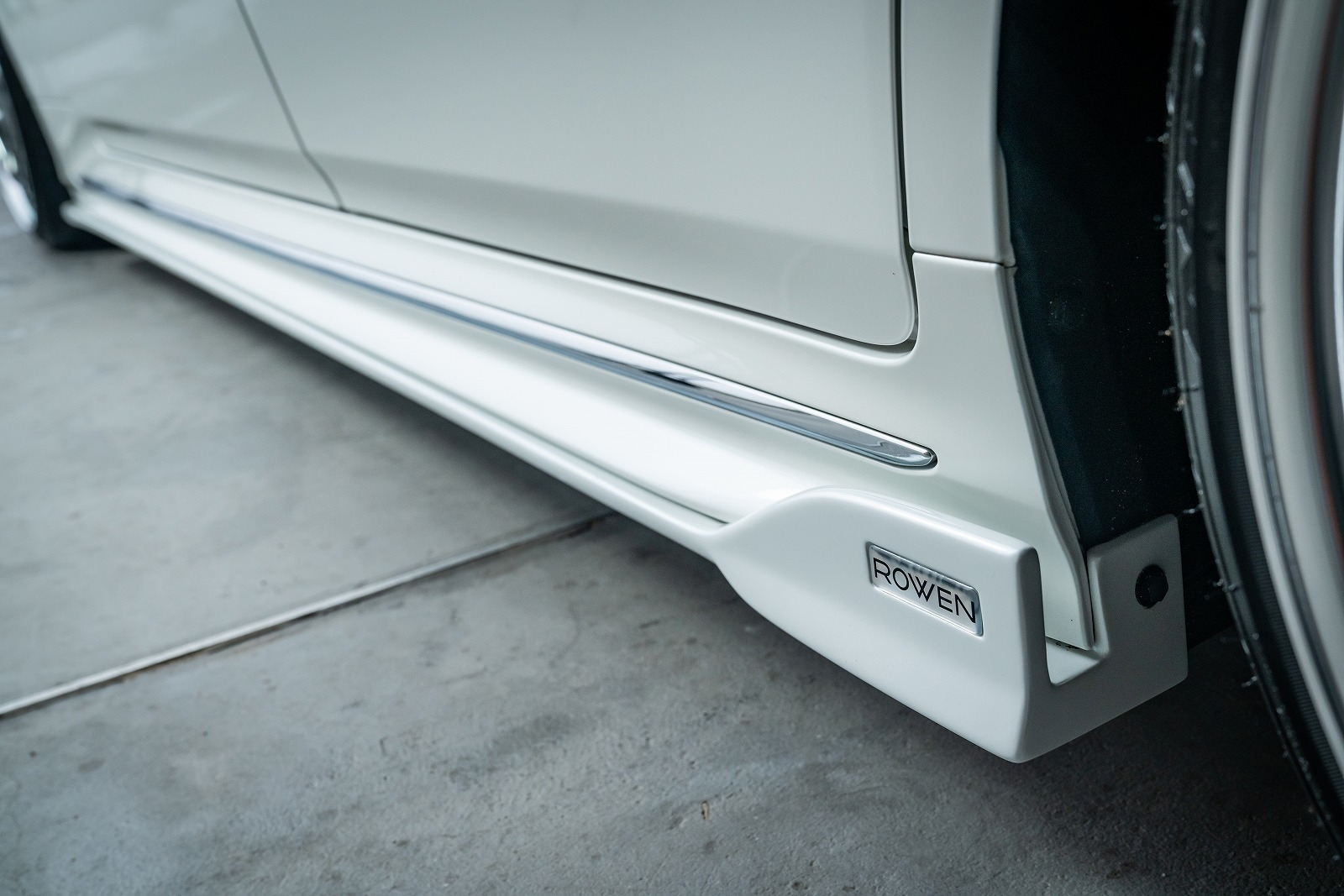Rowen body kit for Toyota 220 CROWN RS new model