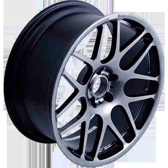 NEEZ ALUMINIUM EURO CROSS 7Model Renn Sport forget wheels