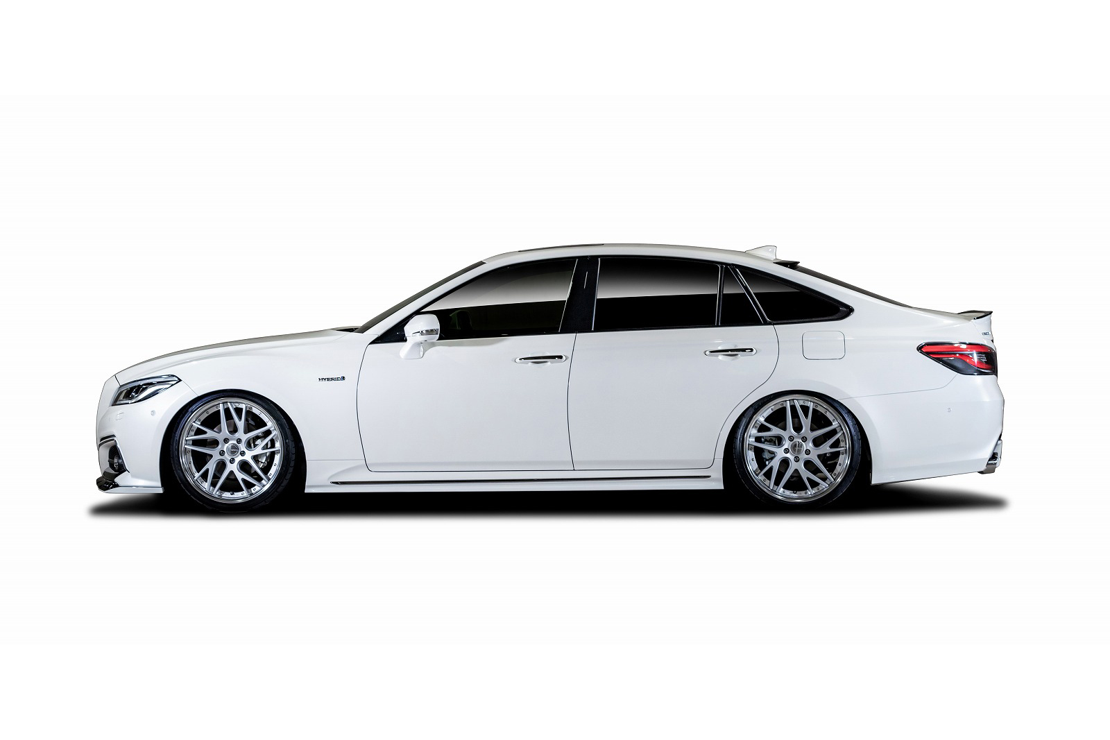 Rowen body kit for Toyota 220 CROWN RS new style