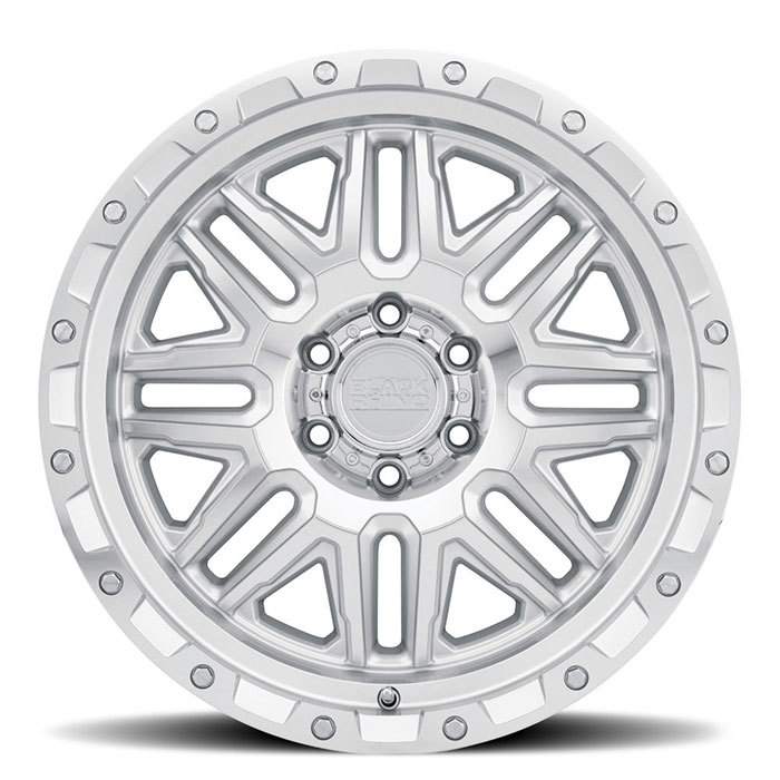 Black Rhino Alamo  light alloy wheels