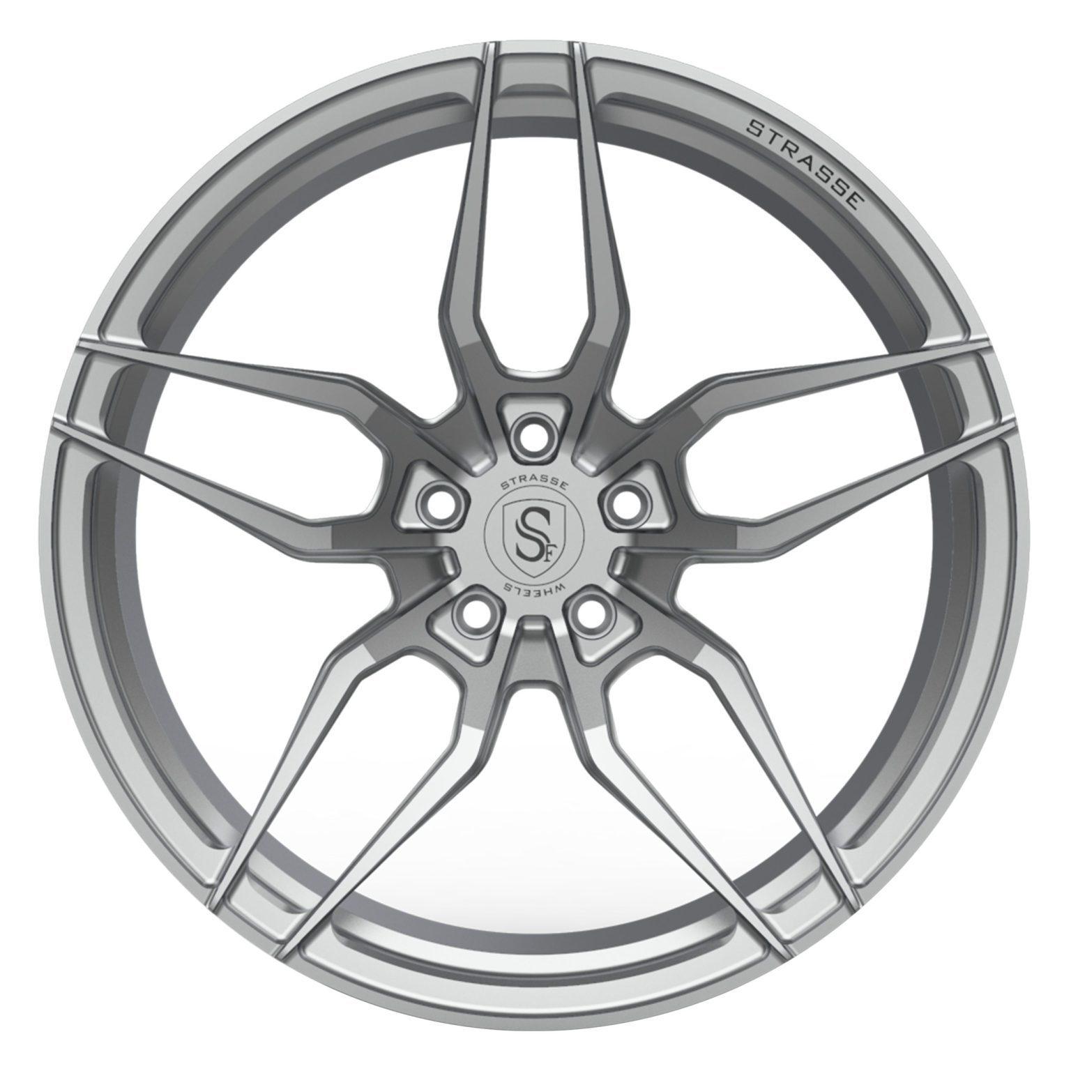 Strasse SV4 DEEP CONCAVE Monoblock  forged  wheels