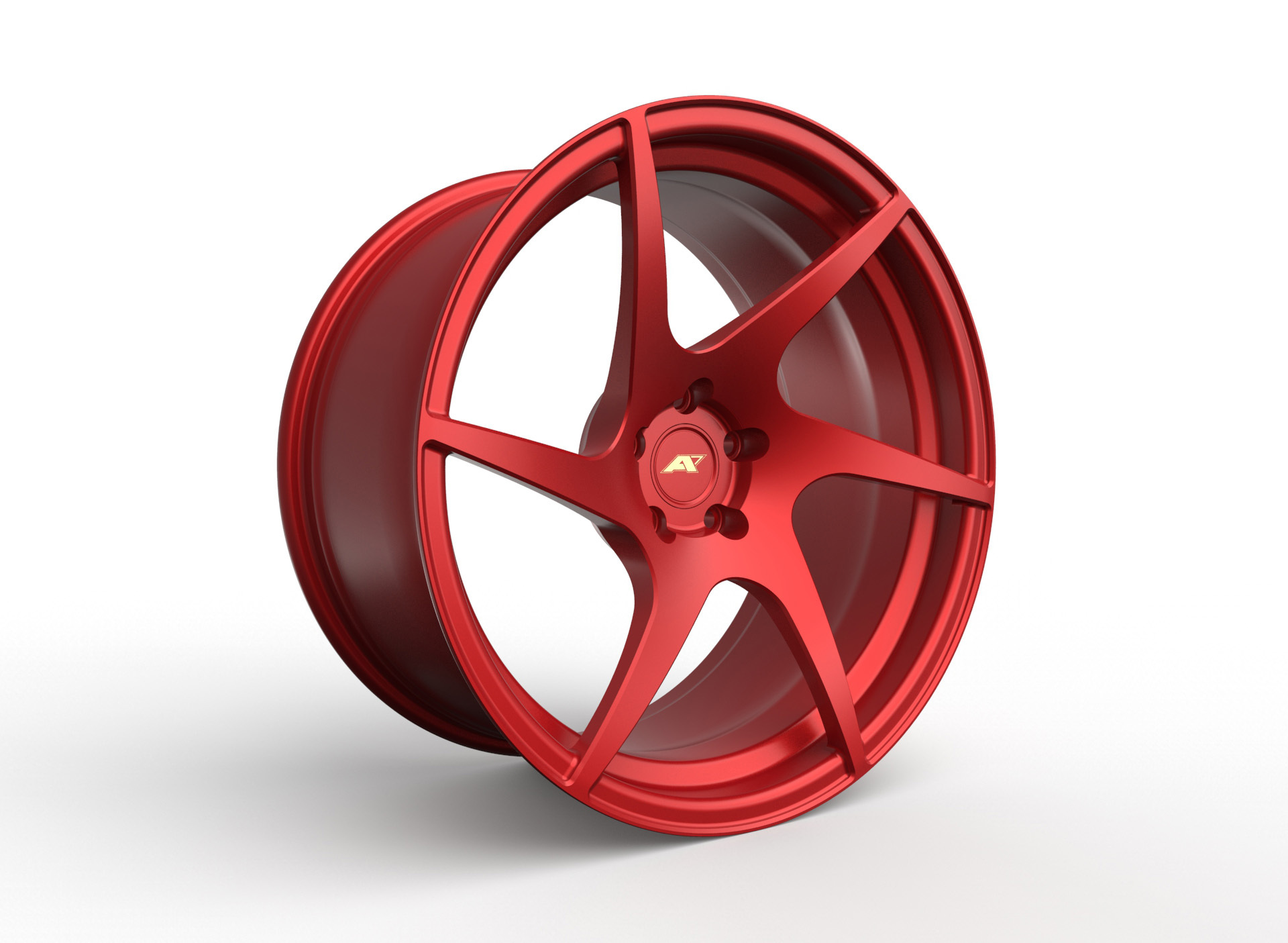 AMP Forged Wheels AMP 6 T