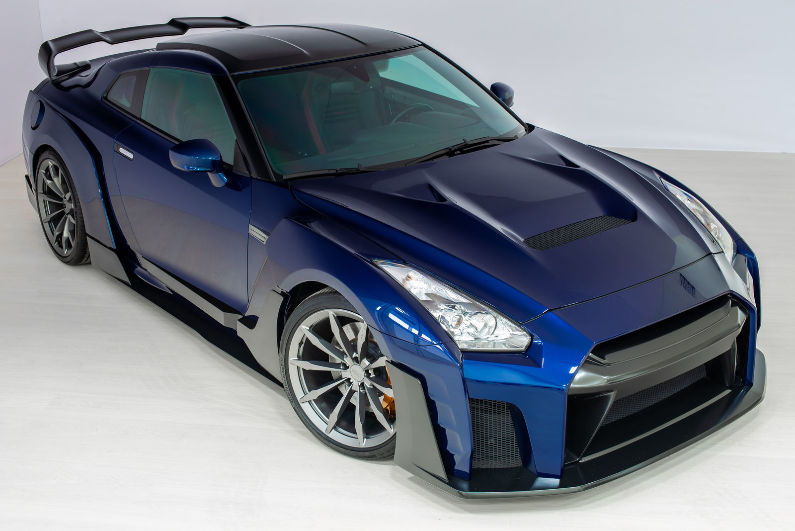 SCL PERFORMANCE GLOBAL body kit for Nissan GT-R GOJIRA