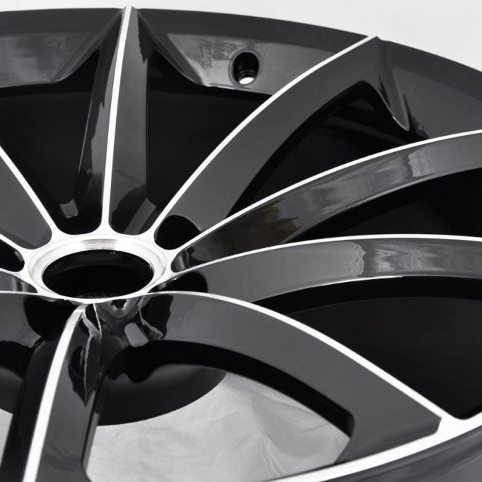 Solomon Alsberg S1 forged wheels