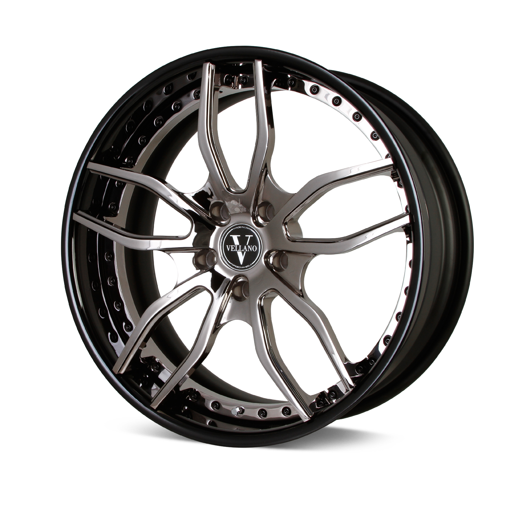 Vellano VCС forged wheels