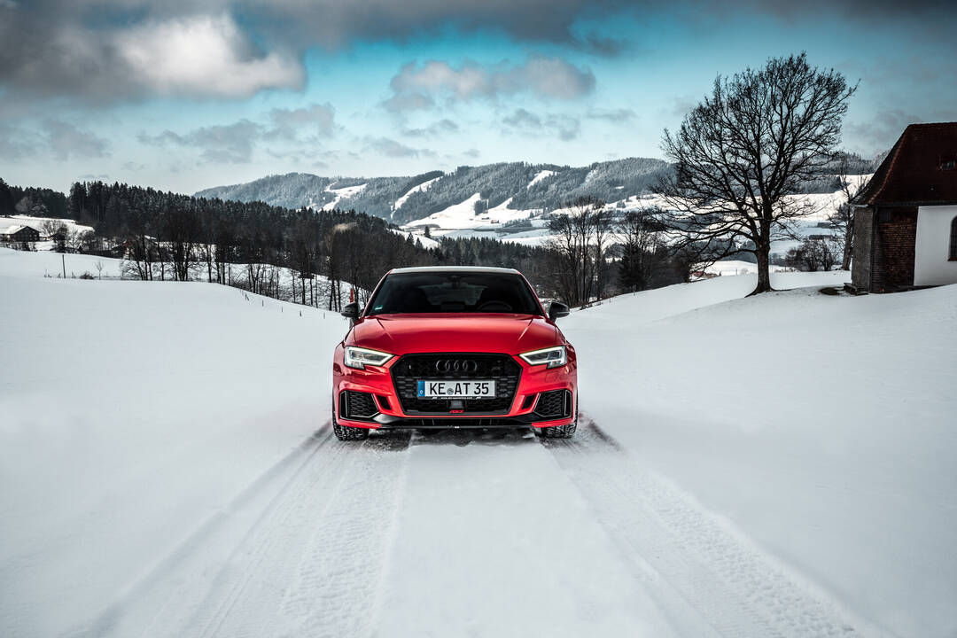 ABT  Body Kit  for AUDI RS3 SPORTBACK 2.5 TFSI QUATTRO (470PS) new style