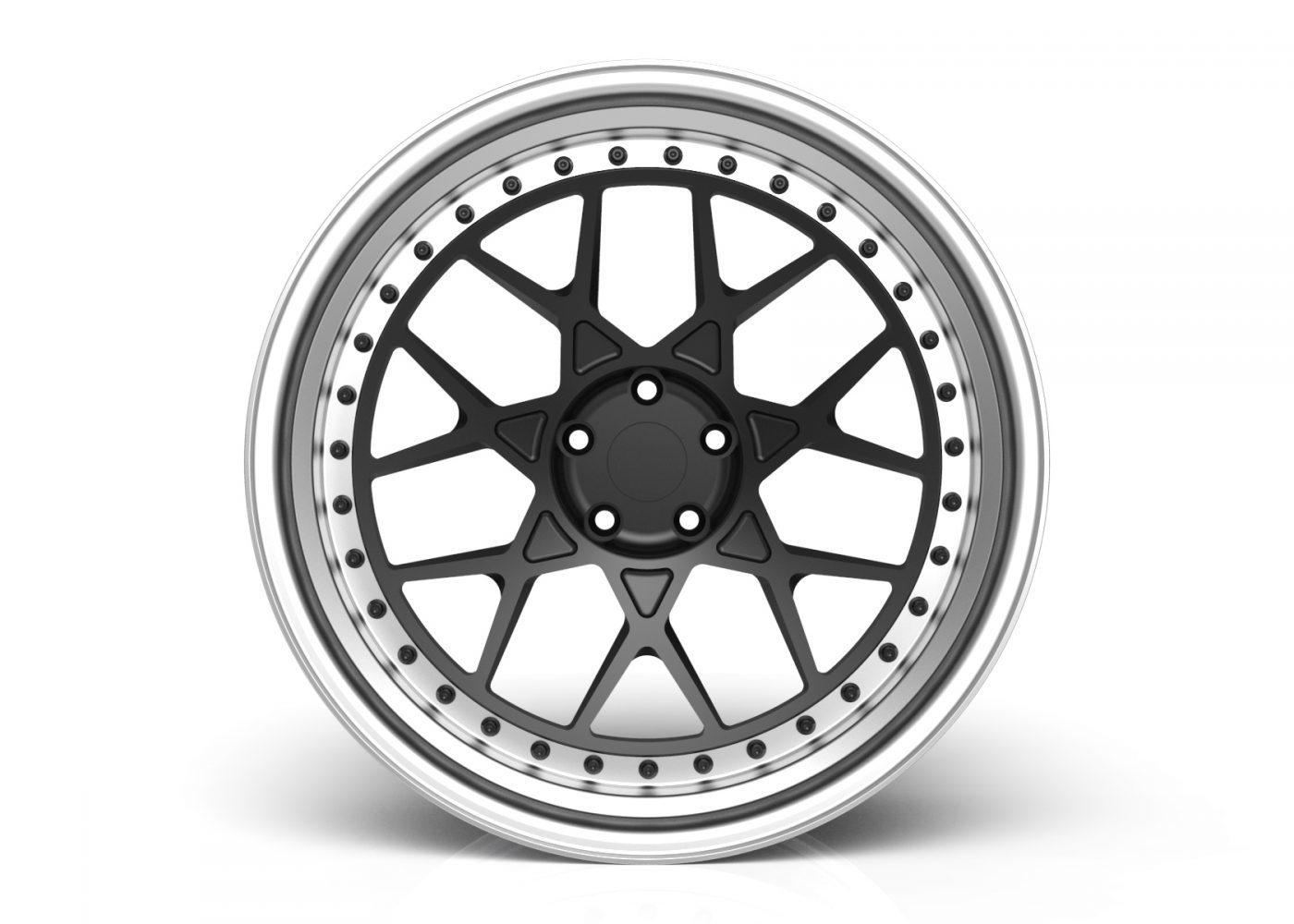 3SDM 3.46 FR SERIES Forged Wheels
