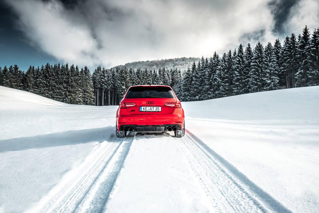 ABT  Body Kit  for AUDI RS3 SPORTBACK 2.5 TFSI QUATTRO (470PS) carbon