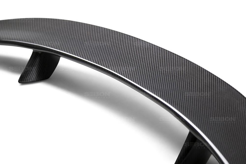 SEIBON GT-STYLE CARBON FIBER REAR SPOILER FOR  HONDA CIVIC SEDAN new style