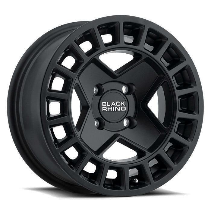 Black Rhino York UTV light alloy wheels