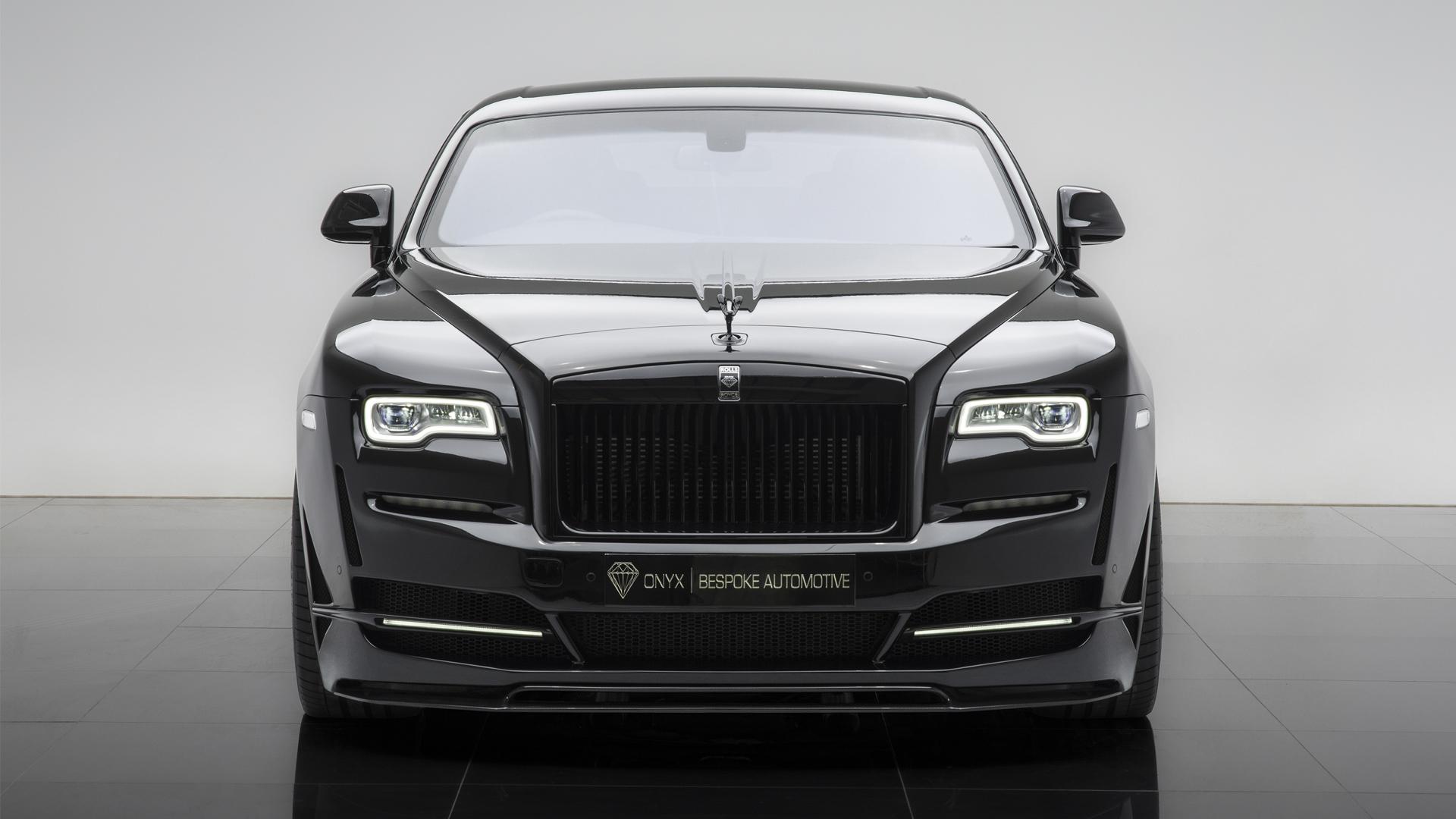 Onyx body kit for ROLLS ROYCE WRAITH carbon fiber