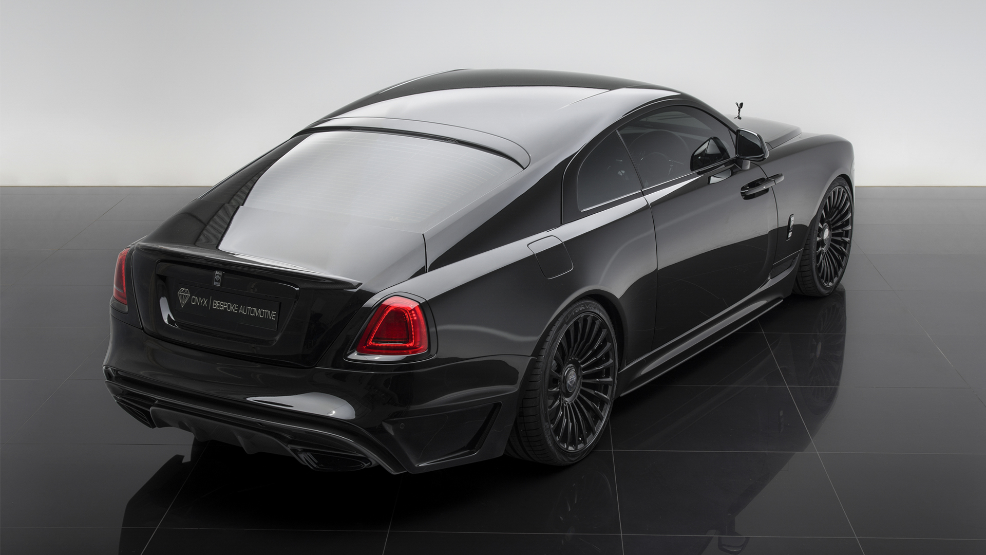 Onyx body kit for ROLLS ROYCE WRAITH new model