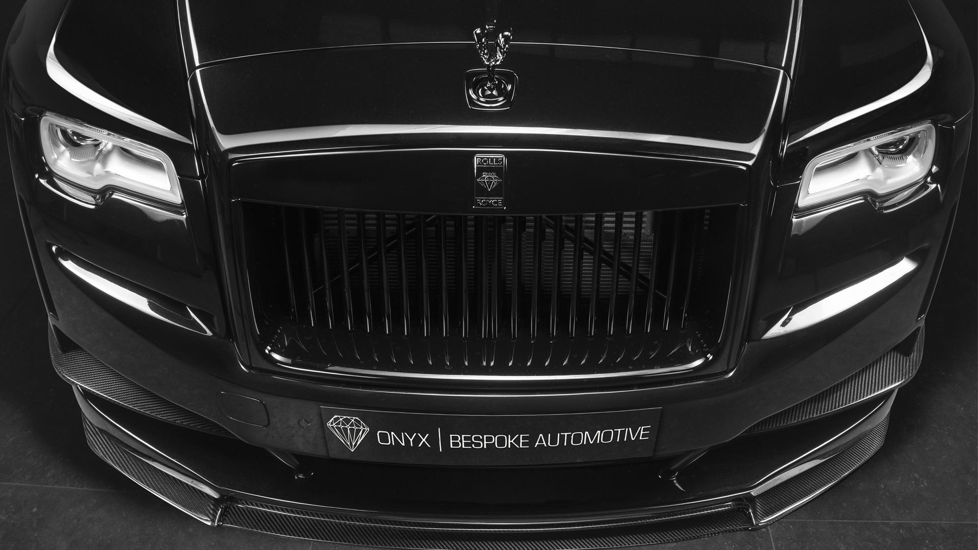 Onyx body kit for ROLLS ROYCE WRAITH new style