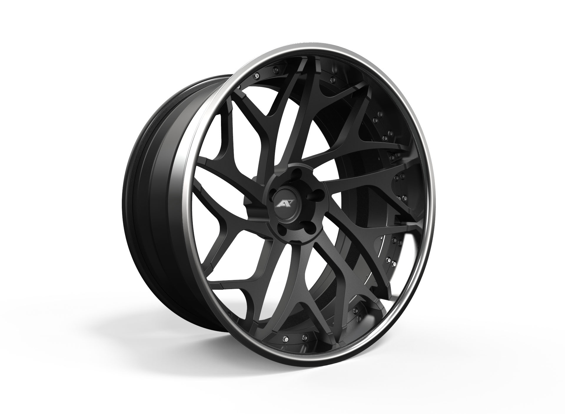 AMP Forged Wheels AMP 10VT-3P FLAT LIP