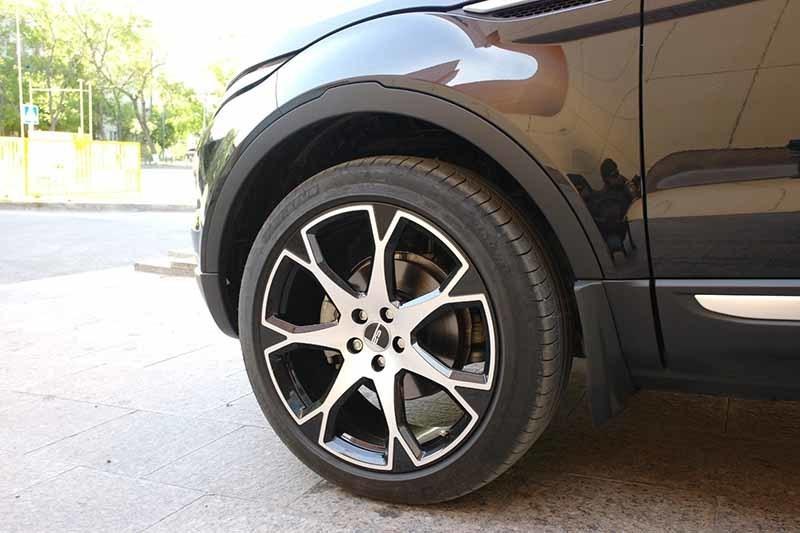 Solomon Alsberg S2 forged wheels