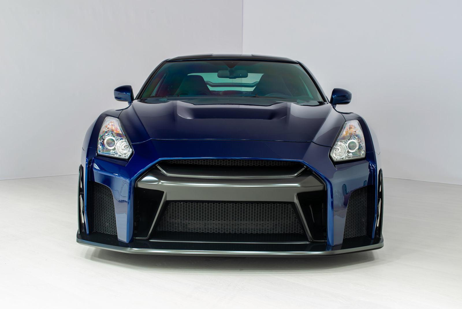 SCL PERFORMANCE GLOBAL body kit for Nissan GT-R GOJIRA New model
