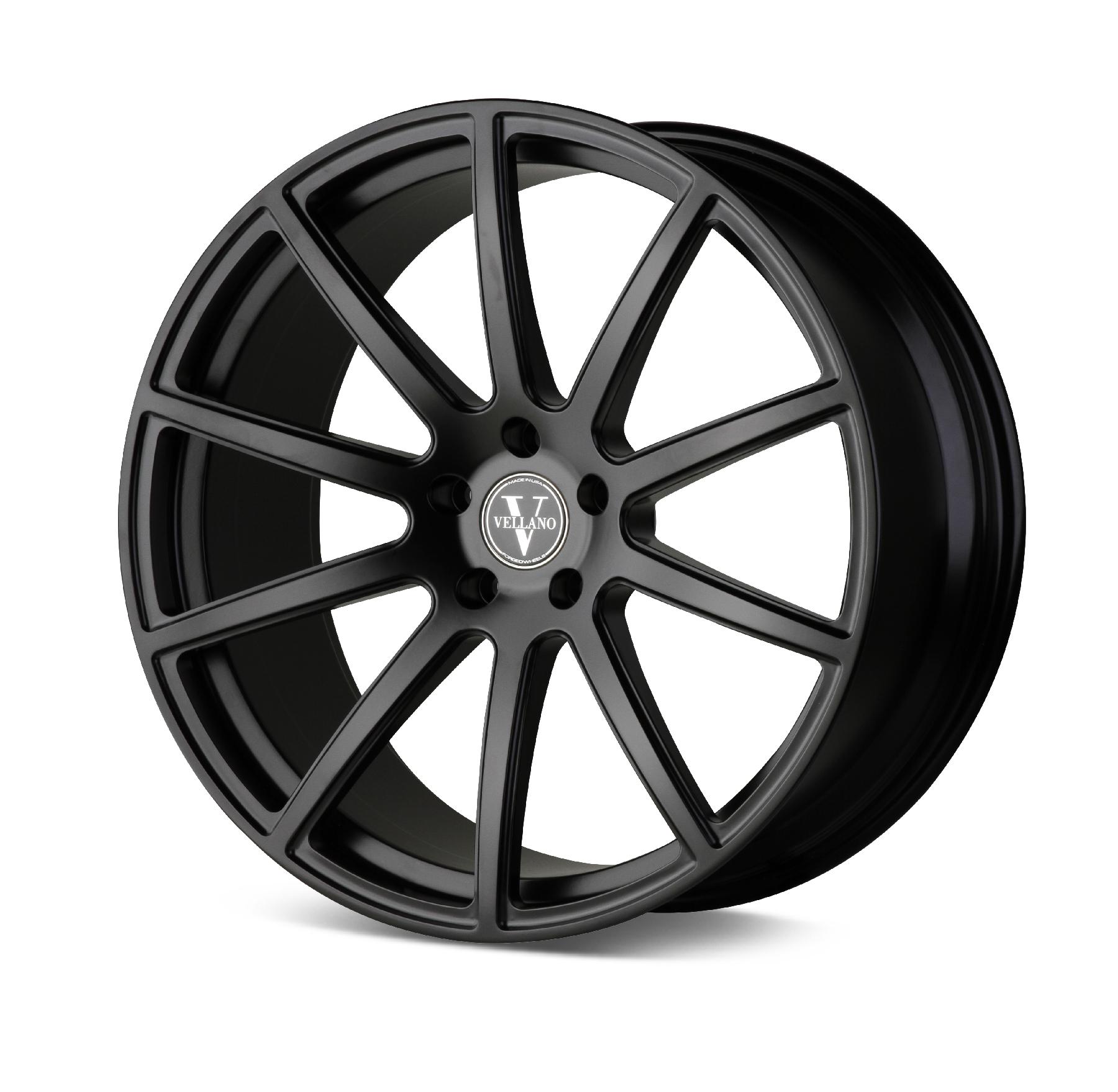 Vellano VM02 forged wheels