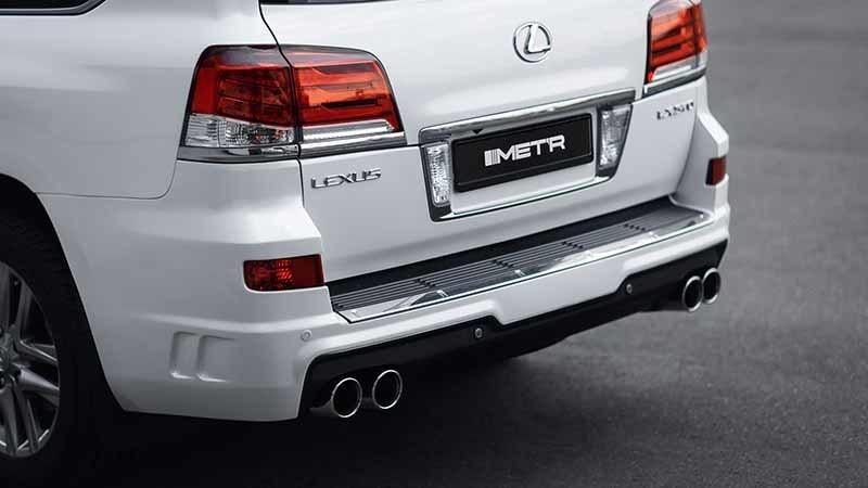 MTR Design Body kit for Lexus LX 570