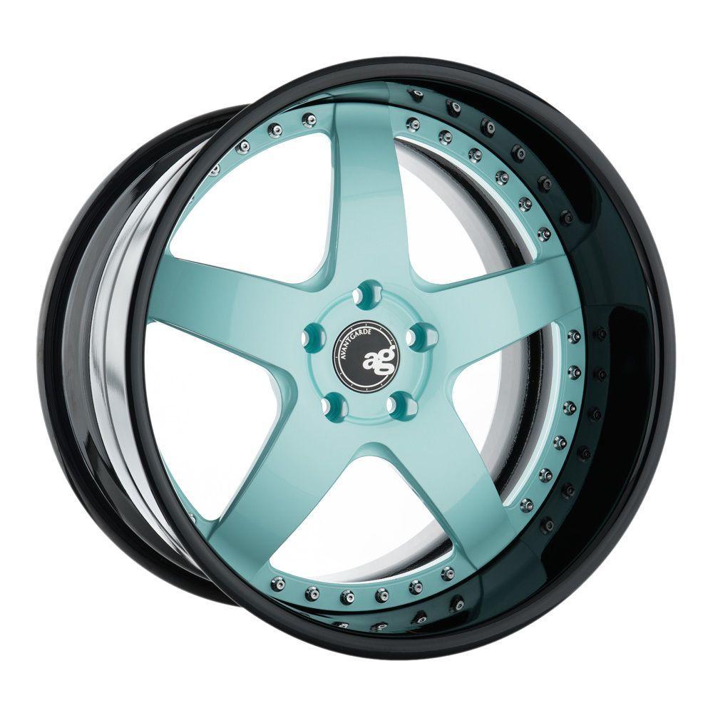 AVANT GARDE forged wheels F230