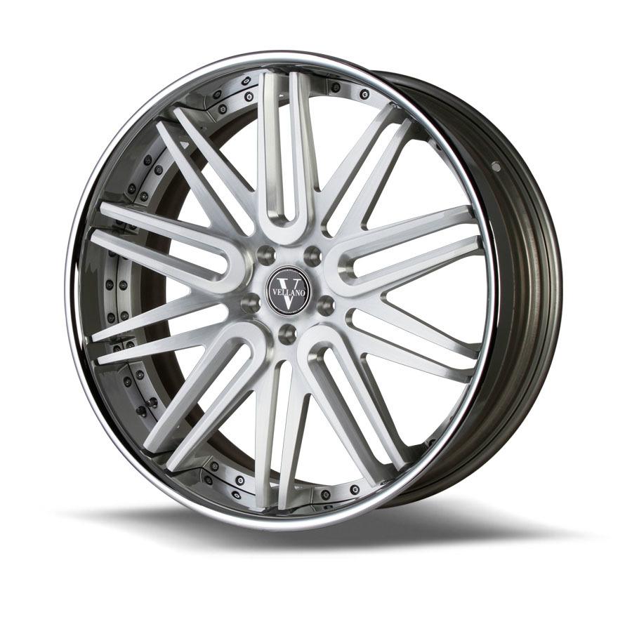 Vellano VRI forged wheels