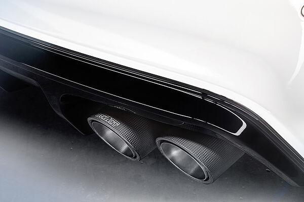 TECHART Grand GT body kit for Porsche Panamera latest model