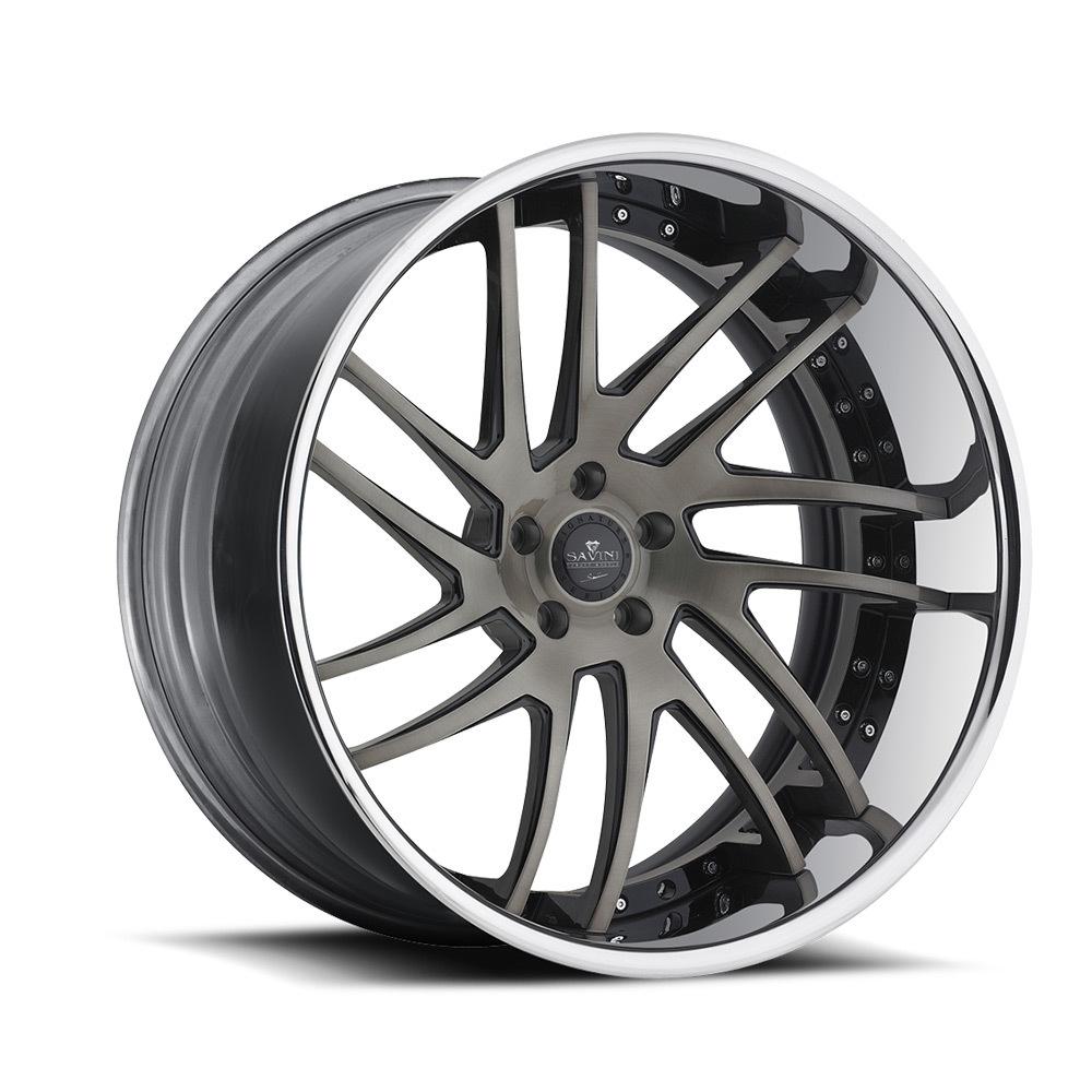 Savini SV49XC Forged wheels