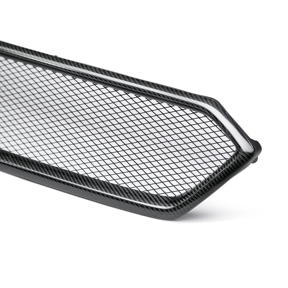 SEIBON CARBON FIBER FRONT GRILLE FOR  SUBARU WRX / STI latest model