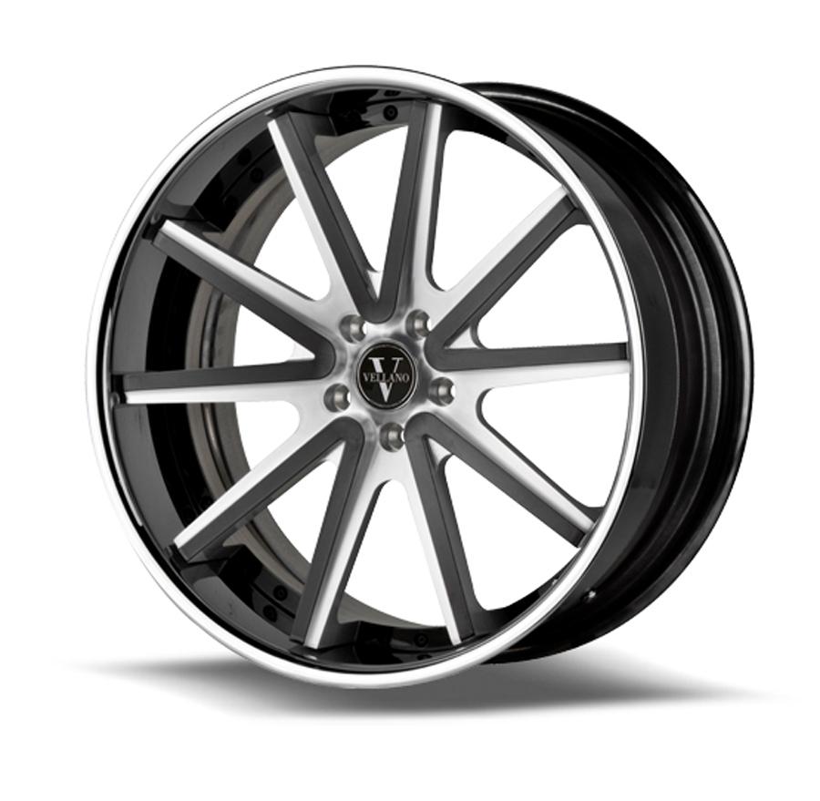 Vellano VRV forged wheels