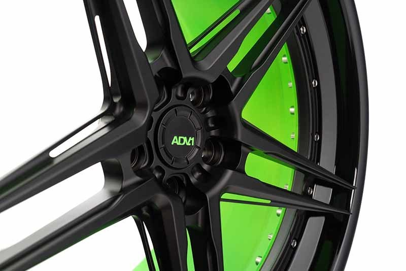 ADV.1 ADV05 Track Spec (Advanced Series) forged wheels