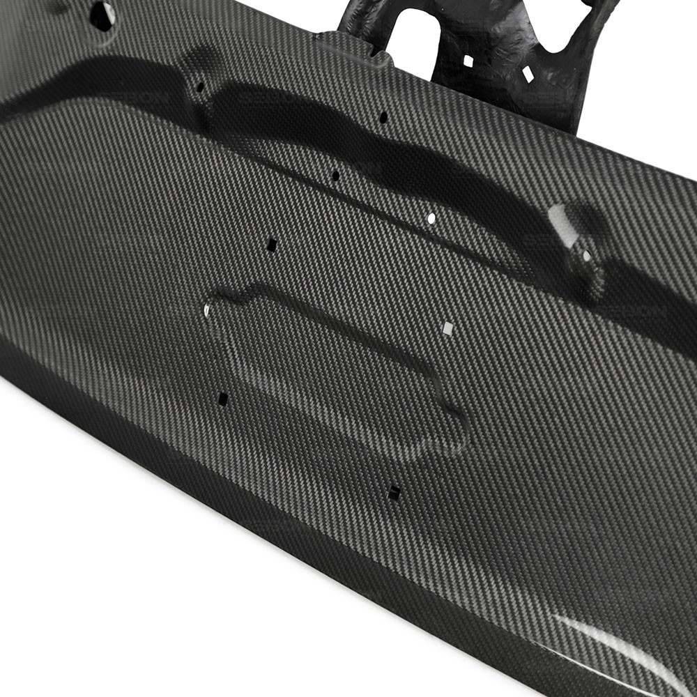 SEIBON CARBON FIBER TRUNK LID FOR  HONDA CIVIC TYPE R latest model
