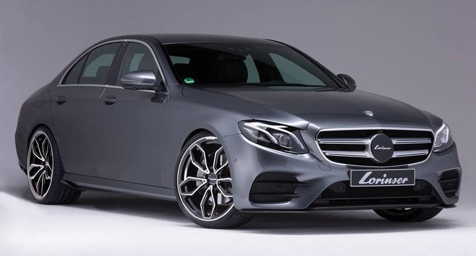 Lorinser body kit for Mercedes E-class W213 new model
