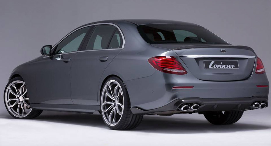Lorinser body kit for Mercedes E-class W213 new style