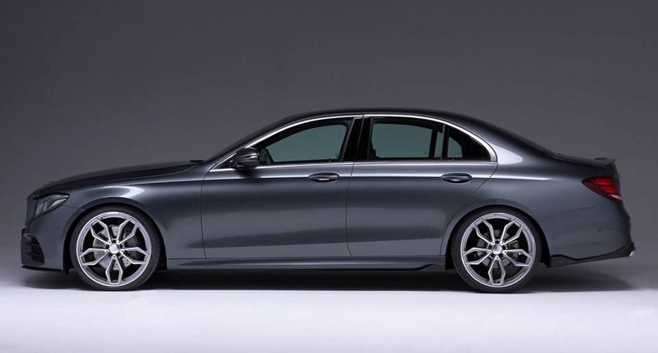 Lorinser body kit for Mercedes E-class W213 carbon fiber