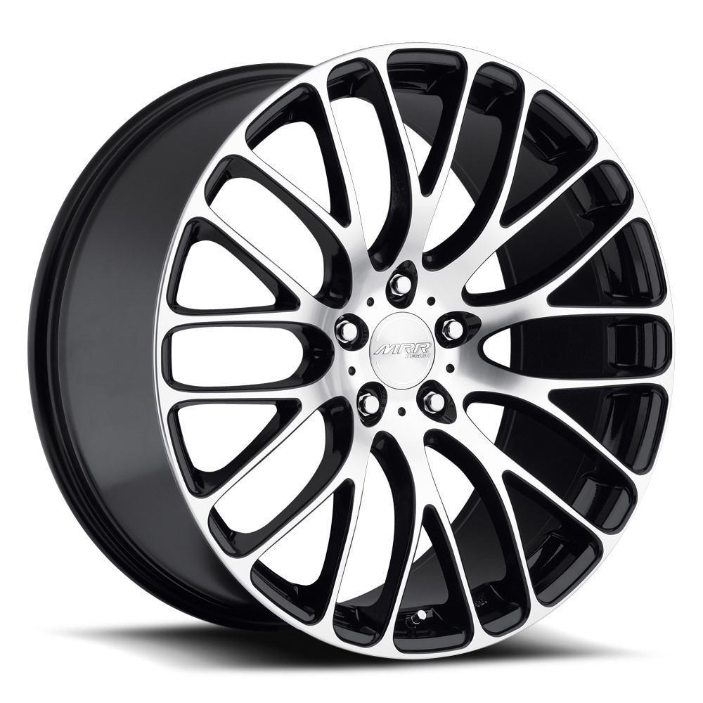 MRR Design HR6 forged wheels