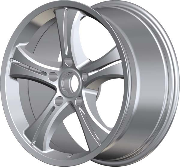 Solomon Alsberg S4 forged wheels