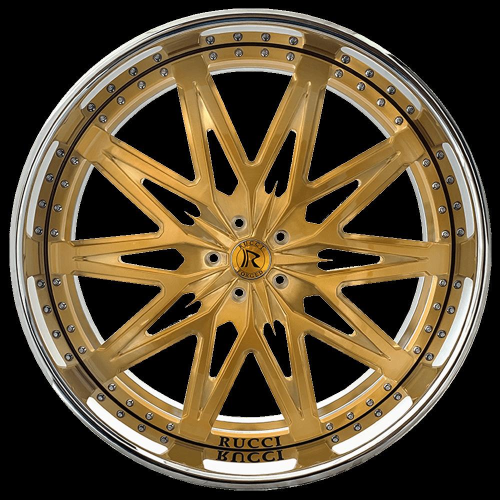 Rucci Forged Wheels Legend