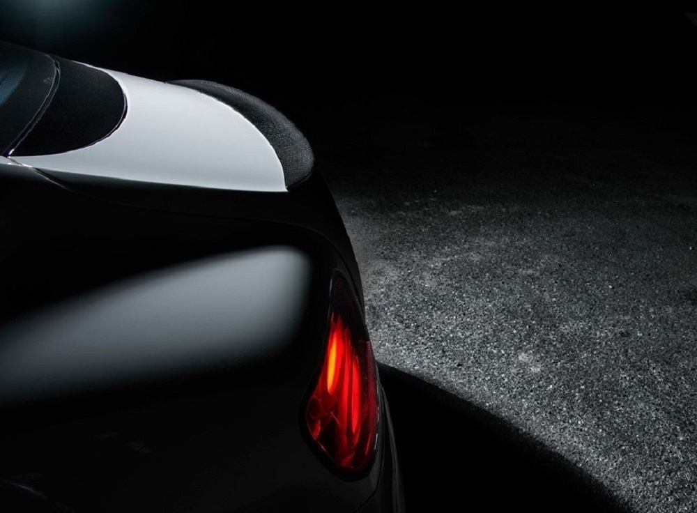 VORSTEINER STYLE CARBON TRUNK SPOILER FOR Bentley Continental NEW STYLE