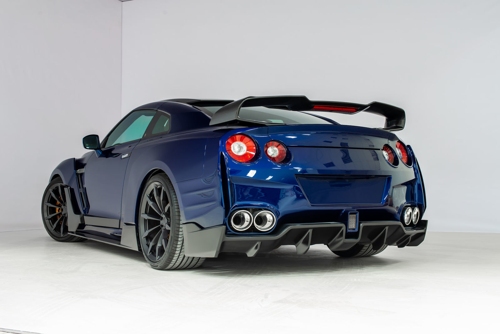SCL PERFORMANCE GLOBAL body kit for Nissan GT-R GOJIRA 2020