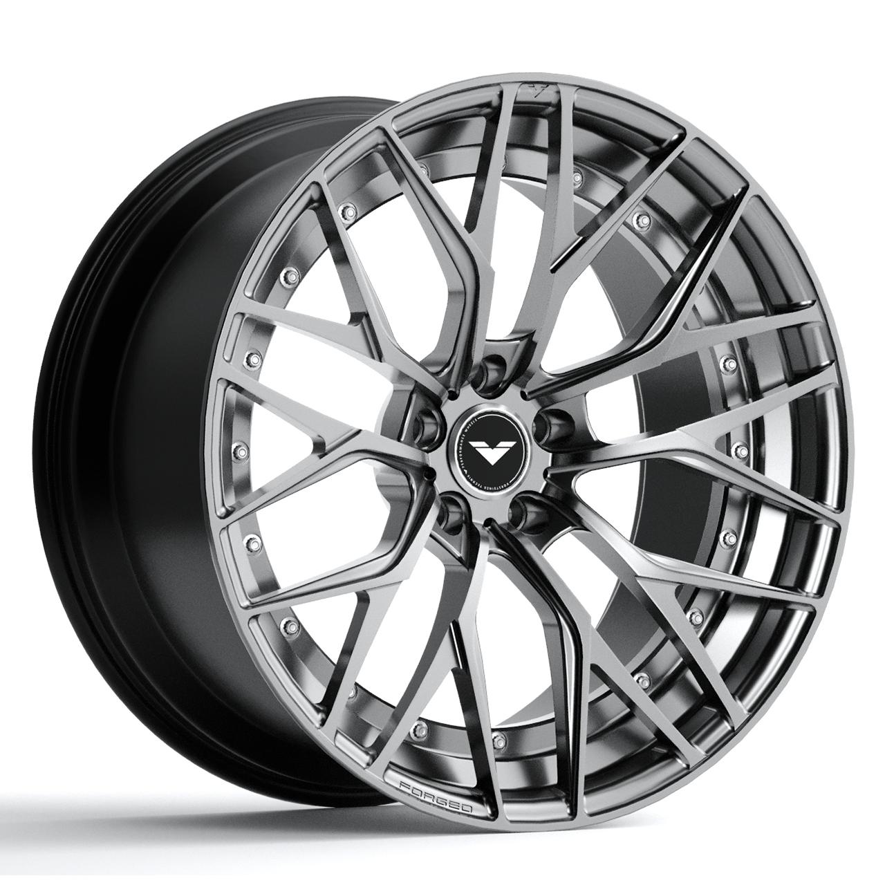 Vorsteiner Nero Forged wheels VFN 503 2-Piece