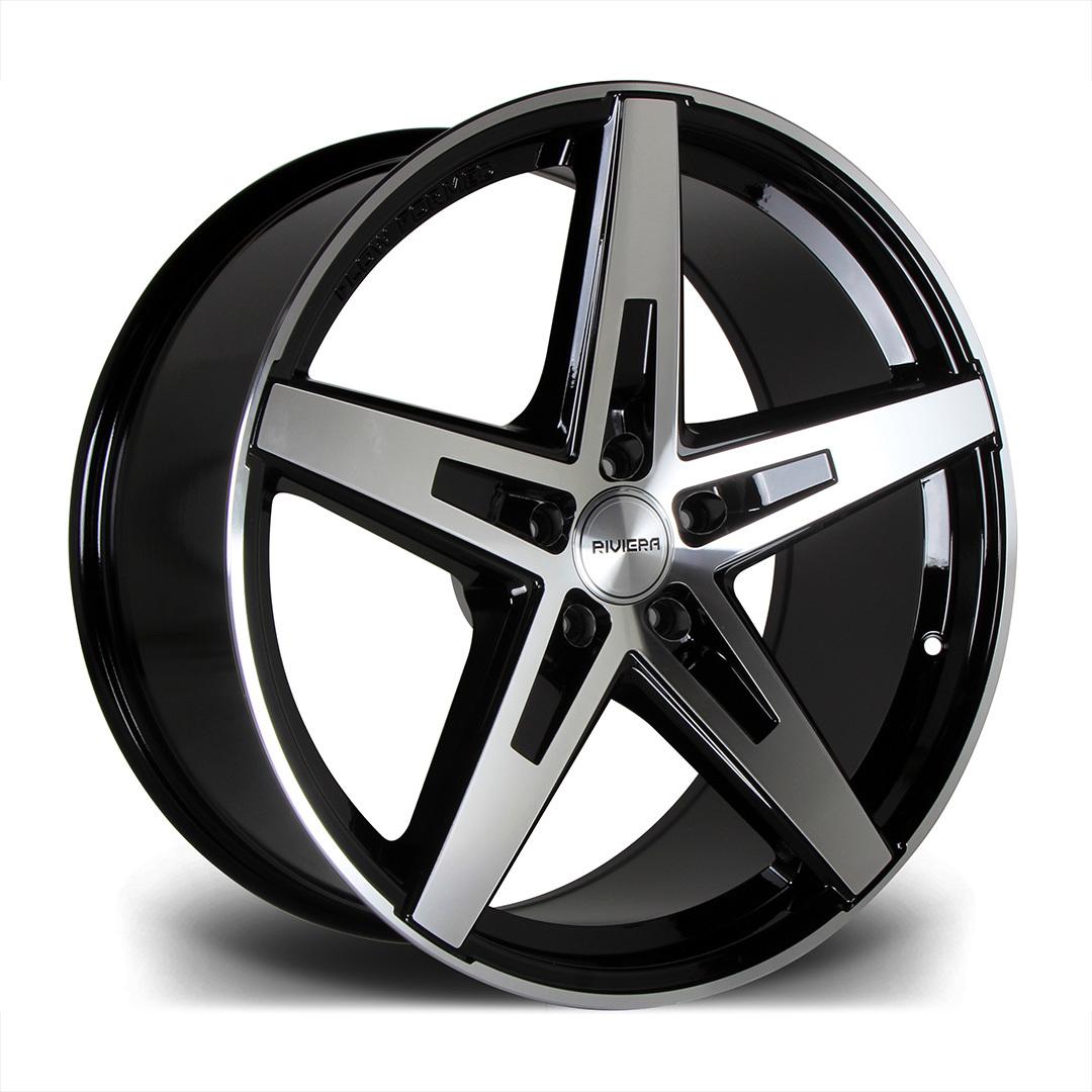 Riviera RF102 Light Alloy Wheels