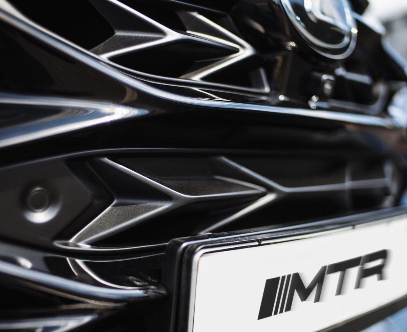 MTR Design Body Kit for Lexus LX 570/450d new style