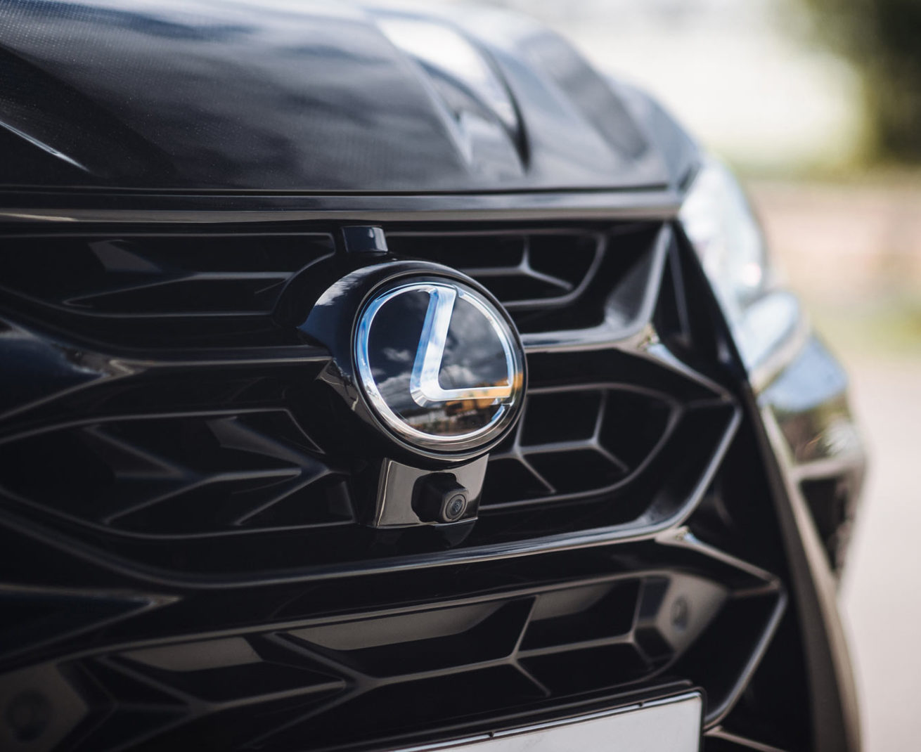 MTR Design Body Kit for Lexus LX 570/450d carbon fiber